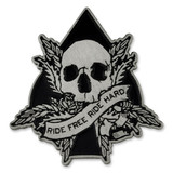 Ride Free Lapel Pin