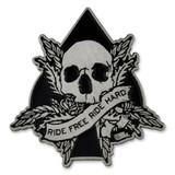 Ride Free Lapel Pin
