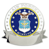 Air Force Pin - Engravable