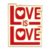 Love Is Love Pin