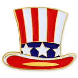 Uncle Sam Hat Pin