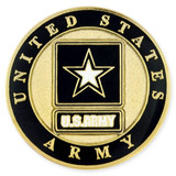 U.S. Army Star Pin
