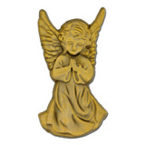 Gold Praying Angel Pin