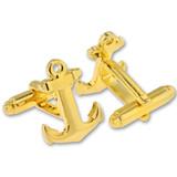 Anchor Cufflink Set