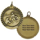 Football Medal - Engravable