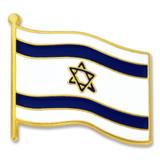 Israel Flag Pin
