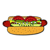 Chicago-Style Hot Dog Pin