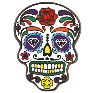 Day of the Dead Lapel Pin