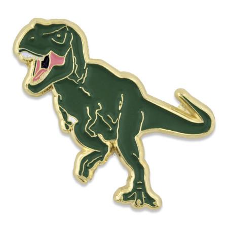 T-Rex Lapel Pin Front