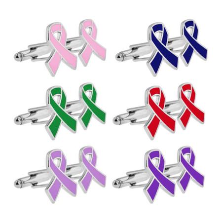 Awareness Ribbon Cufflinks