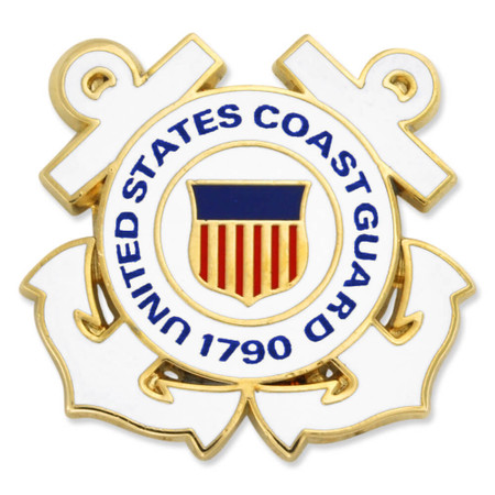 USCG Anchor Pin Front