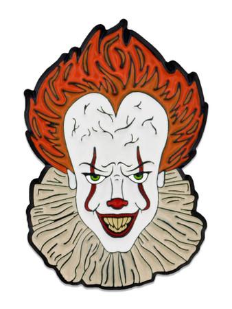 Evil Dancing Clown Pin Front
