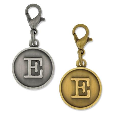 Initial E Charm