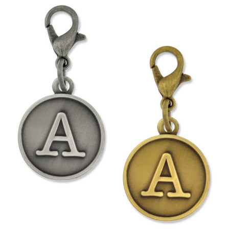 Initial A Charm
