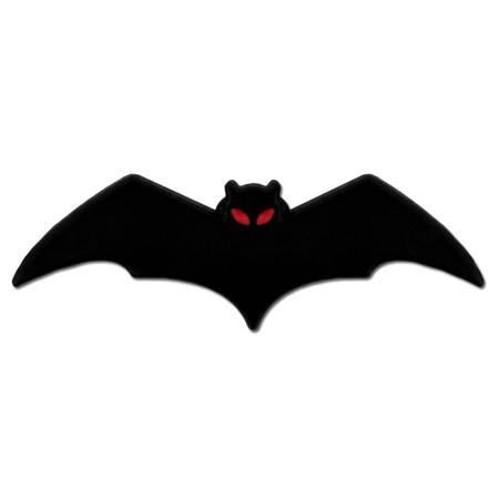 Black Bat Pin Front