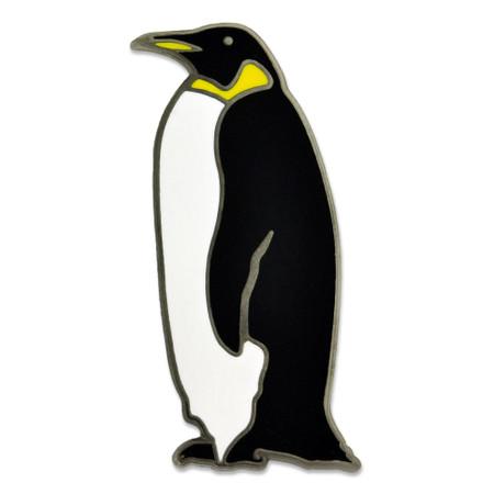 Penguin Animal Pin Front