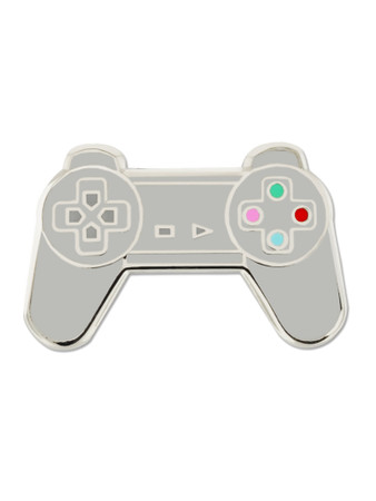 Playstation Controller Pin Front