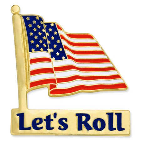 Let's Roll Pin