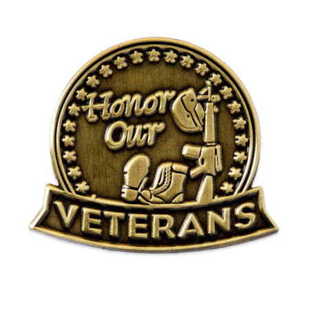 Honor Our Veterans Front
