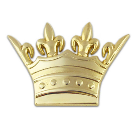 Gold Crown Front