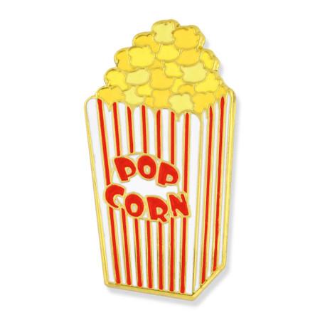Popcorn Pin Front