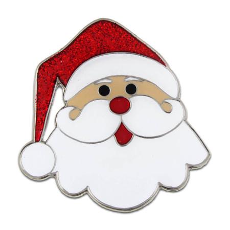 Santa Pin Front
