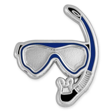 Snorkel Lapel Pin