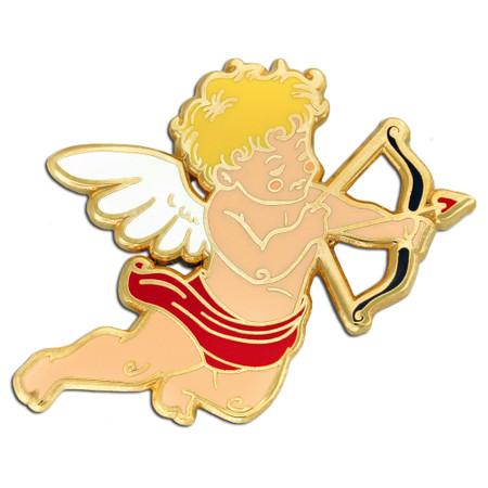 Cupid Lapel Pin