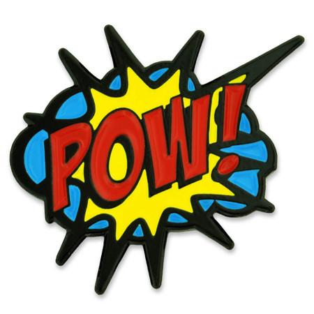 POW! Lapel Pin