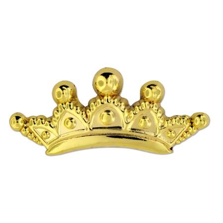 Princess Crown Pin Front