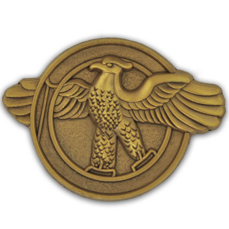 U.S.WWII Ruptured Duck Honorable Discharge Pin Front