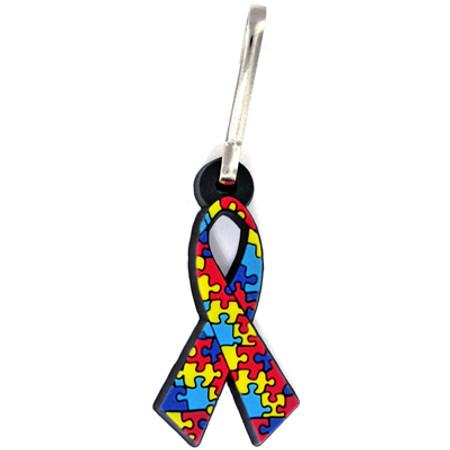 Autism Zipper Pull