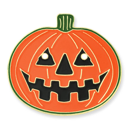 Halloween Pumpkin Pin