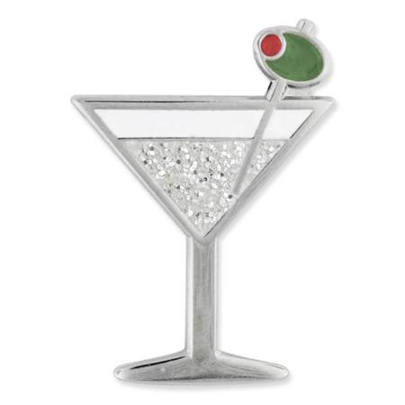 Martini Pin Front