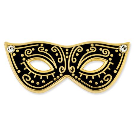 Masquerade Pin Front