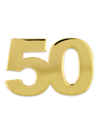 Gold 50 Pin Front