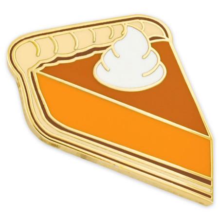 Pumpkin Pie Pin Front