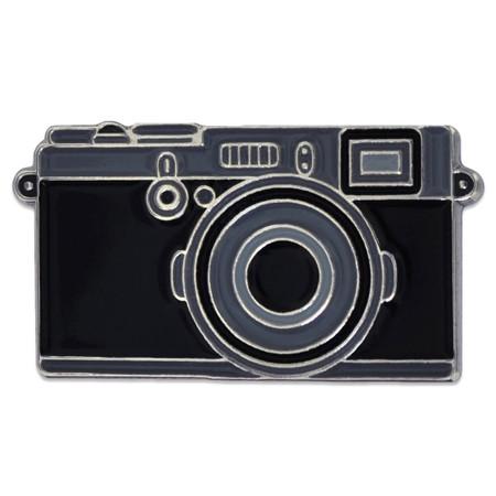 Camera Lapel Pin Front