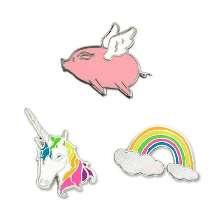 Over The Rainbow 3-Pin Set Main