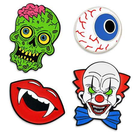 Halloween 4-Pin Set Main