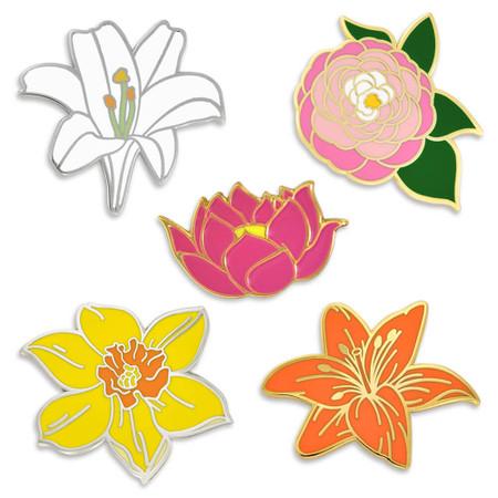 Flower 5-Pin Set Main