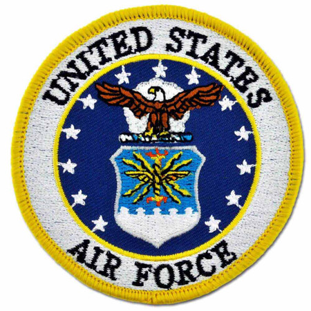 Patch - U.S. Air Force Front