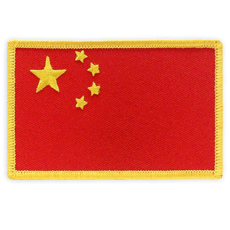 Patch - China Flag