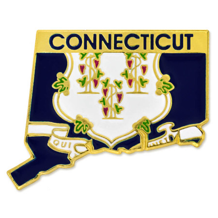 Connecticut Pin Front