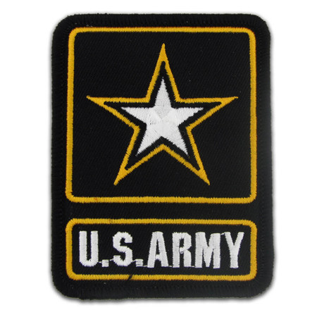 Patch - U.S. Army Star Logo