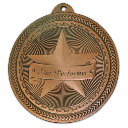 Bronze Star Performer Medal