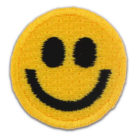 Applique - Smiley Face Single