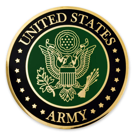Army Coin - Engravable Front