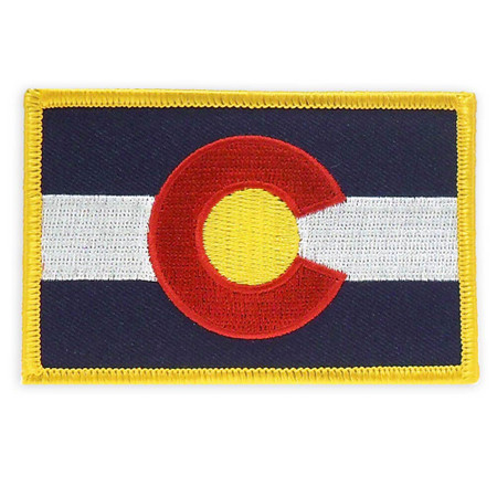 Patch - Colorado State Flag
