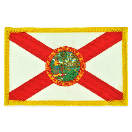 Patch - Florida State Flag